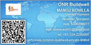 Ajay Jangra - Visiting Card