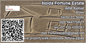 Contact Details of Noida Fortune Estate