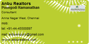 Contact Details of Anbu Realtors Pvt. Ltd.