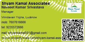 Navneet Srivastava - Visiting Card