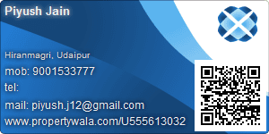 Piyush Jain - Visiting Card
