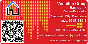 Ramesh k - Visiting Card
