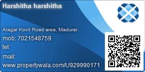 Harshitha harshitha - Visiting Card