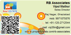 Visiting Card of RB Associates