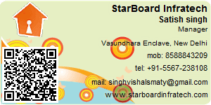 Contact Details of StarBoard Infratech Pvt. Ltd.