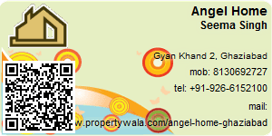 Visiting Card of Angel Home