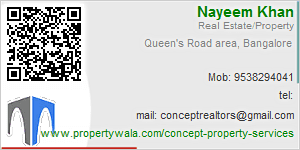Nayeem Khan - Visiting Card