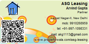 Visiting Card of ASG Leasing