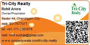 Rohit Arora - Visiting Card