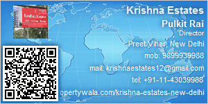 Pulkit Rai - Visiting Card
