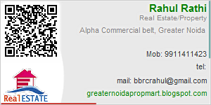 Visiting Card of Greater Noida Propmart