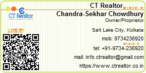 Chandra-Sekhar Chowdhury - Visiting Card