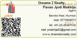 Pavan Jyoti Makhija - Visiting Card