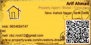 Visiting Card of Investors Dream