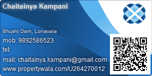 Chaitainya Kampani - Visiting Card