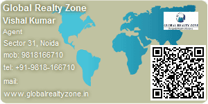 Visiting Card of Global Realty Zone