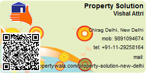 Visiting Card of Property Solution