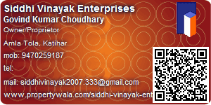 Govind Choudhary - Visiting Card