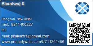 Bhardwaj R - Visiting Card
