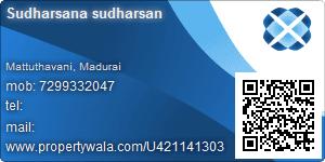 Sudharsana sudharsan - Visiting Card
