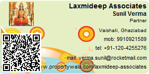 Visiting Card of Laxmideep Associates