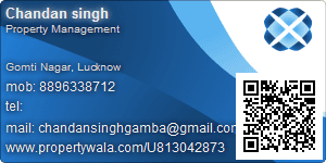 Chandan singh - Visiting Card