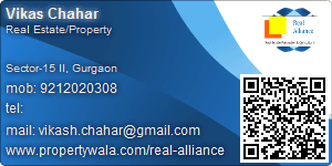 Visiting Card of Real Alliance