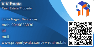 Contact Details of V V Real Estate