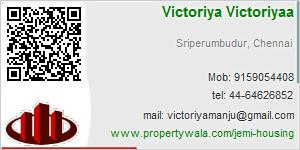 Victoriya Victoriyaa - Visiting Card