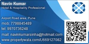 Navin Kumar - Visiting Card