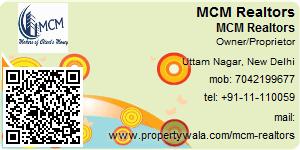 Visiting Card of MCM Realtors