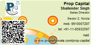 Visiting Card of Prop Capital