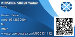 KRISHNA SINGH Yadav - Visiting Card