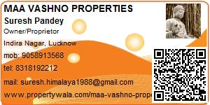 Suresh Pandey - Visiting Card