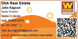Visiting Card of DNA Real Estate Pvt Ltd