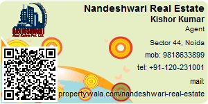 Visiting Card of Nandeshwari Real Estate Pvt. Ltd