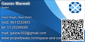 Gaurav Marwah - Visiting Card