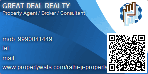 Visiting Card of Rathi Ji Property
