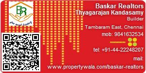 Thyagarajan Kandasamy - Visiting Card