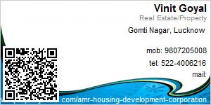 Vinit Goyal - Visiting Card
