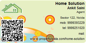 Visiting Card of Home Solution