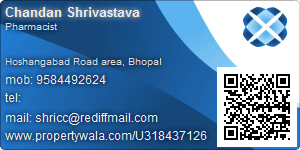 Chandan Shrivastava - Visiting Card
