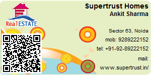 Visiting Card of Supertrust Homes Pvt. Ltd.