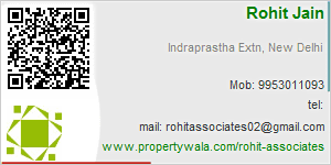 Visiting Card of Rohit Associates