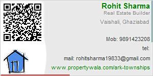 Rohit Sharma - Visiting Card
