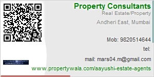 Property Consultants - Visiting Card
