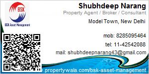 Visiting Card of BSK Asset Management
