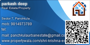parkash deep - Visiting Card