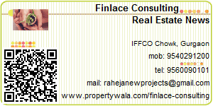 Finlace Consulting - Visiting Card