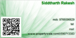 Siddtharth Rakesh - Visiting Card
